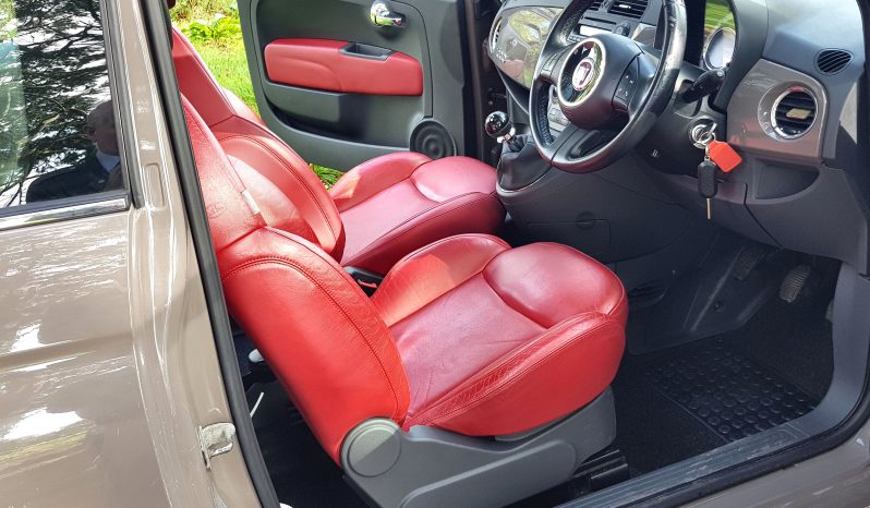 SOLD  FIAT 500 1.4 Lounge 3 door hatchback  £4450 full