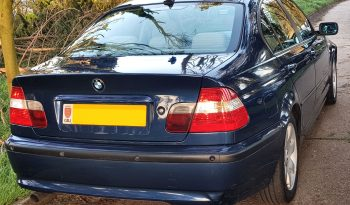 BMW 318iSE 4 door saloon £3550 full