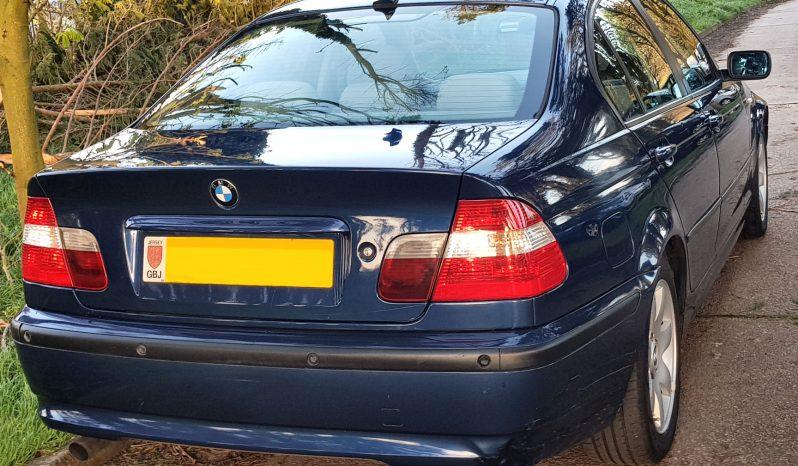 BMW 318iSE 4 door saloon £3550 full