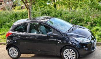 SOLD  2012 FORD Ka 1.2 Zetec 3 door hatchback £3750 full