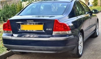 VOLVO S60 2.3  4 door saloon £1995 full