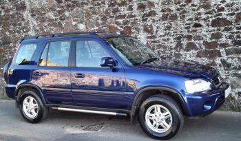 SOLD  HONDA CR-V 2.0 ES AUTOMATIC 4X4 estate £2450 full