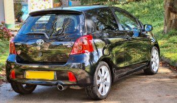 SOLD  TOYOTA Yaris 1.8 SR 3 door hatchback  £4550 full