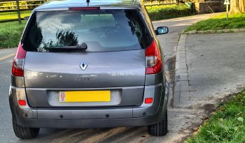 RENAULT Scenic 1.6 Dynamique 5 door MPV  £3450 full