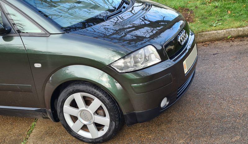 AUDI A2 1.4 SE 5 door hatchback £2250 full