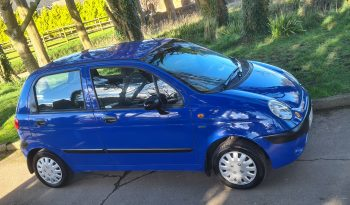 DAEWOO Matiz 0.8 SE  5 door hatchback  £1750 full