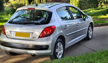 PEUGEOT 207 1.4 SE 5 door hatchback  £3650 full
