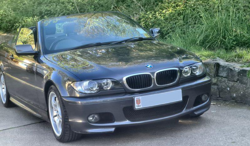 BMW 318Ci 2 door Sport Convertible £4250 full