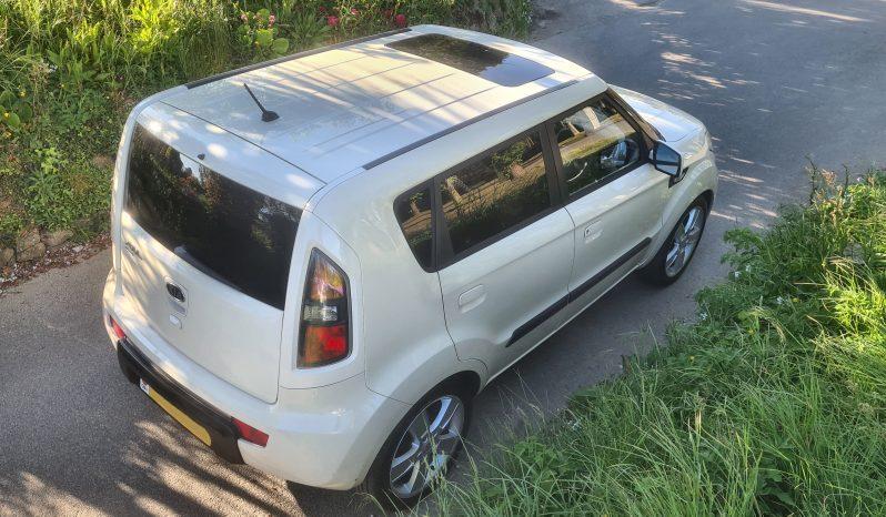 KIA Soul Shaker 1.6  5 door hatchback £4250 full