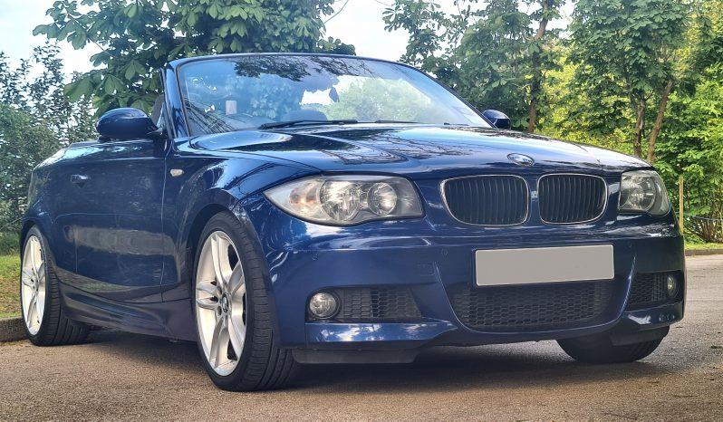 BMW 120i 2.0 M Sport Convertible £7995 full