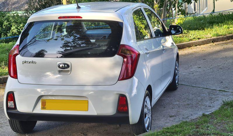 KIA Picanto 1Air 1.0 5 door hatchback £4995 full