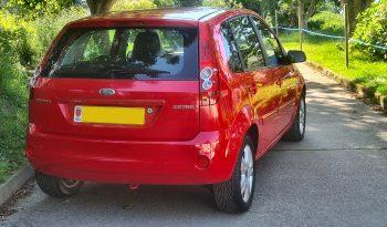 FORD Fiesta 1.25 Zetec 5 door hatchback £3450 full
