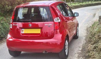SOLD  SUZUKI Splash 1.0 SZ3 5 door hatchback £4495 full