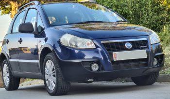 FIAT Sedici 1.9 TDI Multijet diesel 4X4 5 door hatchback £3995 full