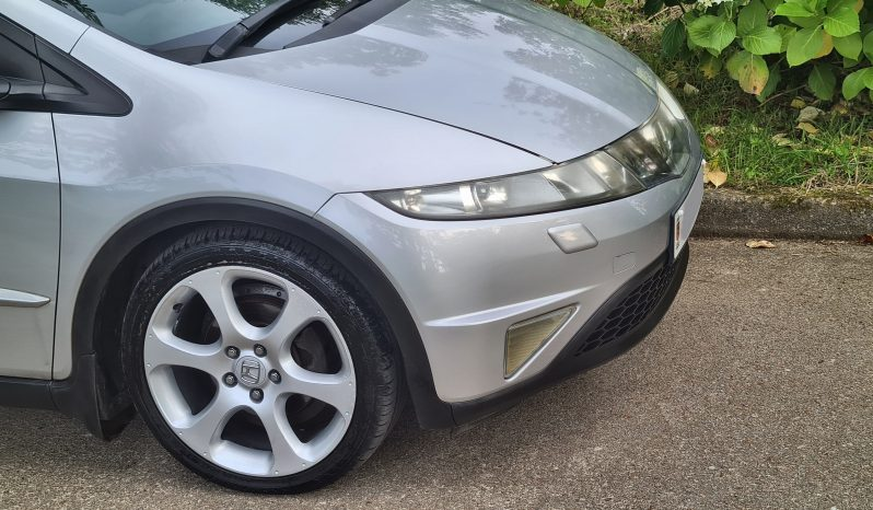 HONDA Civic 2.2-i CDTi EX DIESEL 5 door hatchback £3650 full