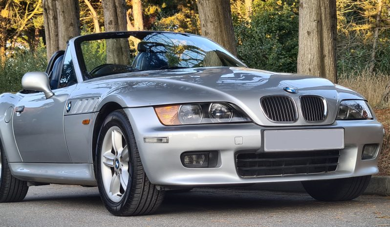 BMW Z3 2.0 Automatic Sports Roadster Convertible £4995 full